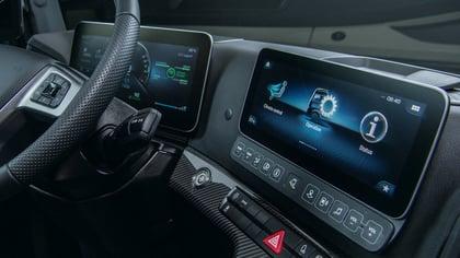 Rightware's Kanzi powers interactive Multimedia Cockpit in award-winning Mercedes-Benz Actros flagship truck