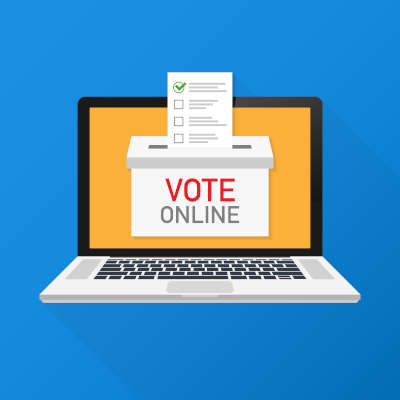 Trying to Secure Our Votes, Online