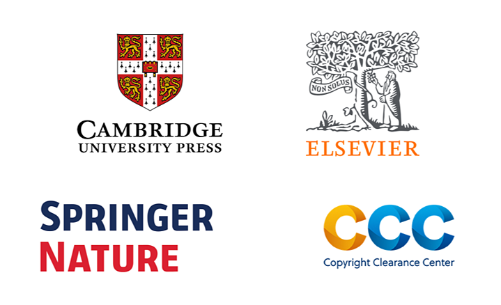 Elsevier, Springer Nature, Cambridge University Press and Copyright Clearance Center join Climate Change Knowledge Cooperative