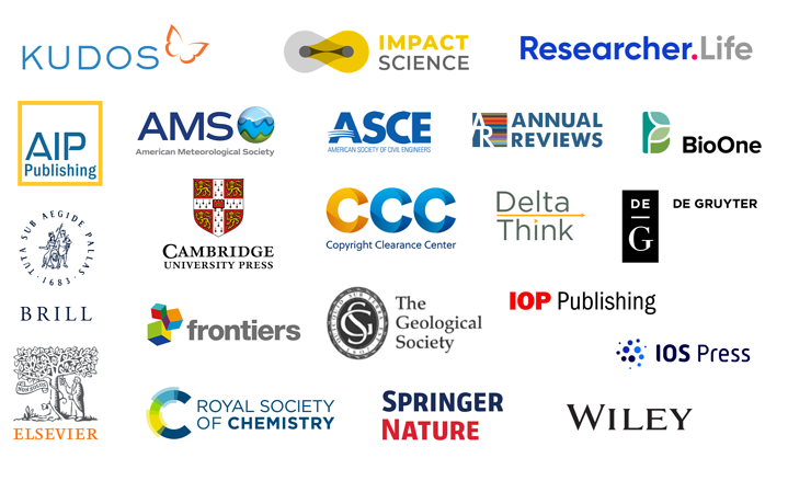 American Society of Civil Engineers, Annual Reviews, BioOne and Geological Society join Climate Change Knowledge Cooperative