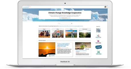 Kudos and Impact Science launch the Climate Change Knowledge Cooperative