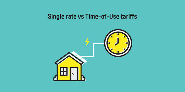 Single rate vs time of use tariffs: Which is right for you?