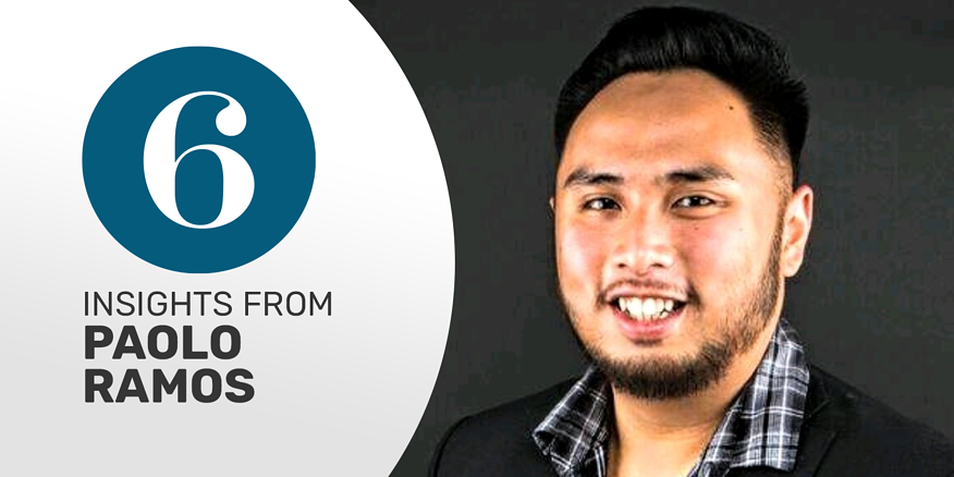 6 Insights from N6A Account Manager Paolo Ramos