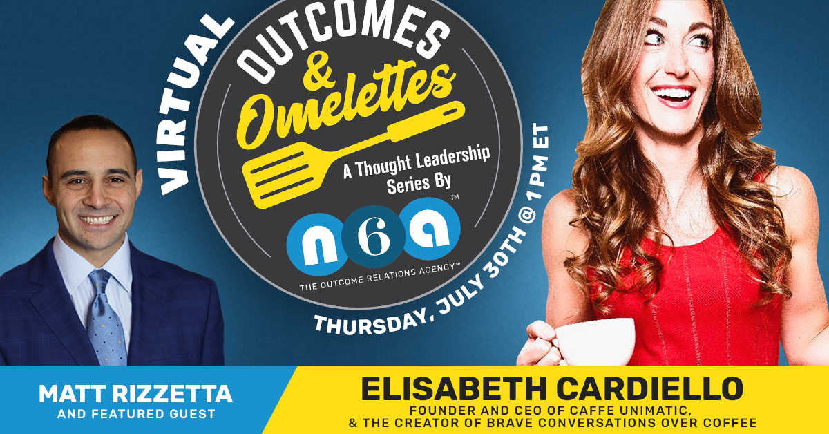 CEO Elisabeth Cardiello on Overcoming Complex Challenges Over Coffee