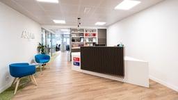 Mantequerías Arias. Diseño y Obras de sus nuevas oficinas centrales en Madrid