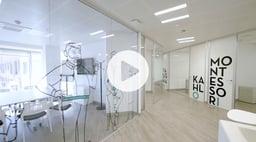 Las instalaciones de la Fundación Adecco diseñadas por el Grupo Cador