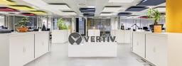 Vertiv Spain encarga a Grupo Cador el diseño y reforma de sus oficinas