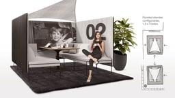 Soluciones e ideas para crear zonas de relax en la oficina