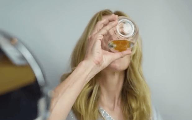 Alice Hart-Davis takes the Altrient Liposomal Vitamin C supplement