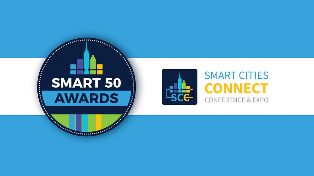 Smart 50 Awards - Smart Cities Connect Conference & Expo