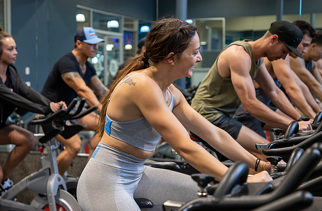Top 10 Benefits of Indoor Cycling Class at Fitness 19