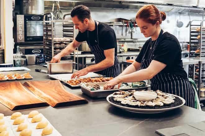 digital food safety in a restaurant