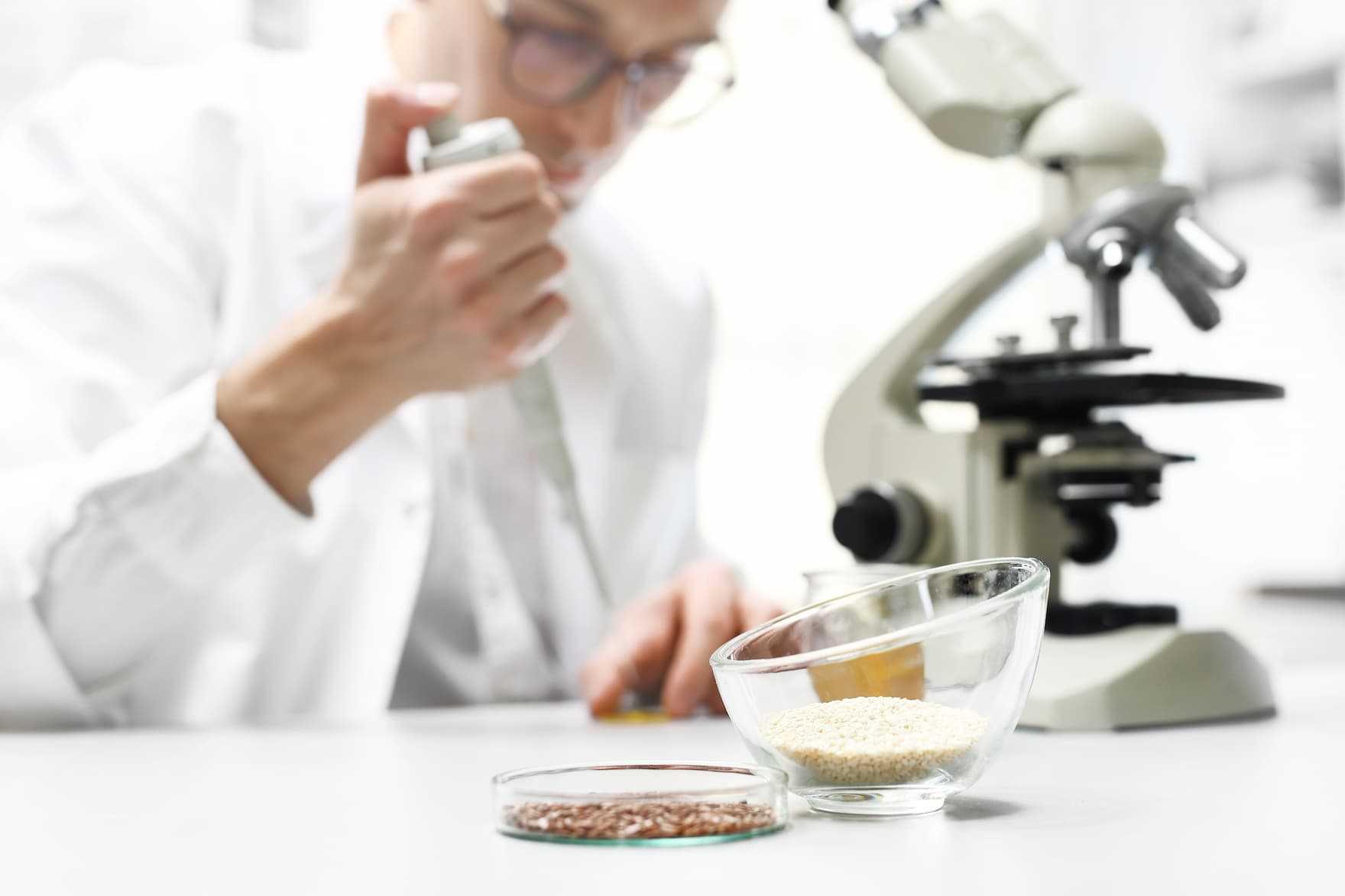 food analyses