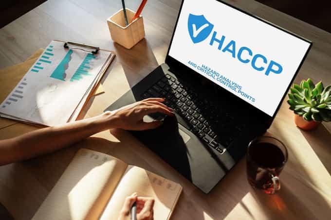 haccp program example