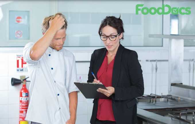 how to be ready for food safety inspections