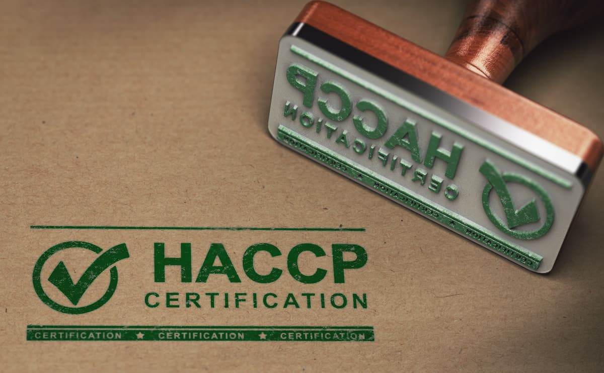 what is haccp certification