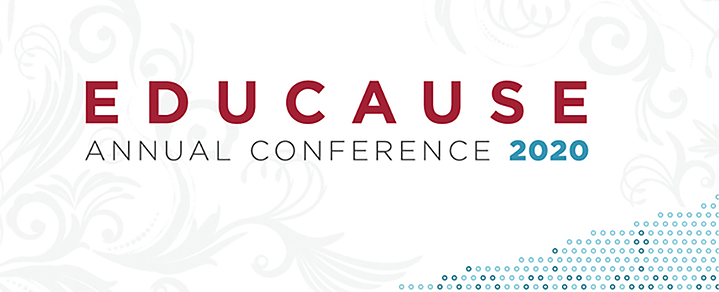 IVS will be exhibiting virtually at EDUCAUSE 2020 (October 27 – 29)