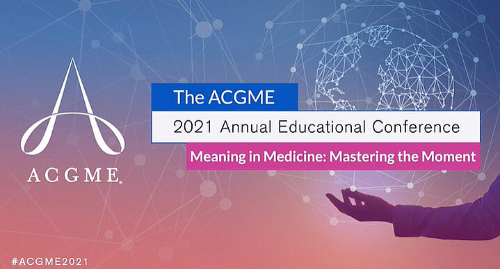 IVS will be exhibiting virtually at the ACGME 2021 Annual Educational Conference (Feb 24 – 26)