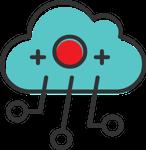 Cloud Native - Red dot - Transparent