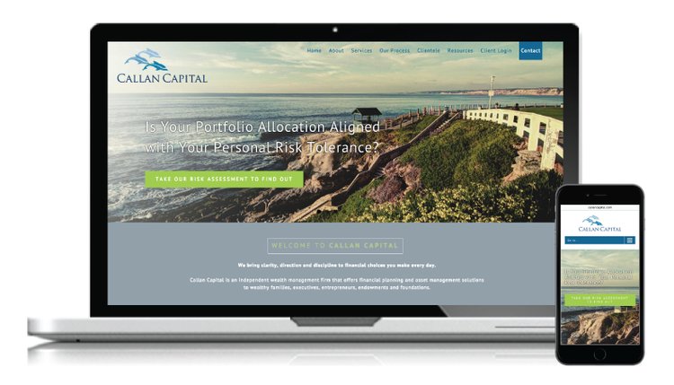 Callan Capital Launched Redesigned Website!