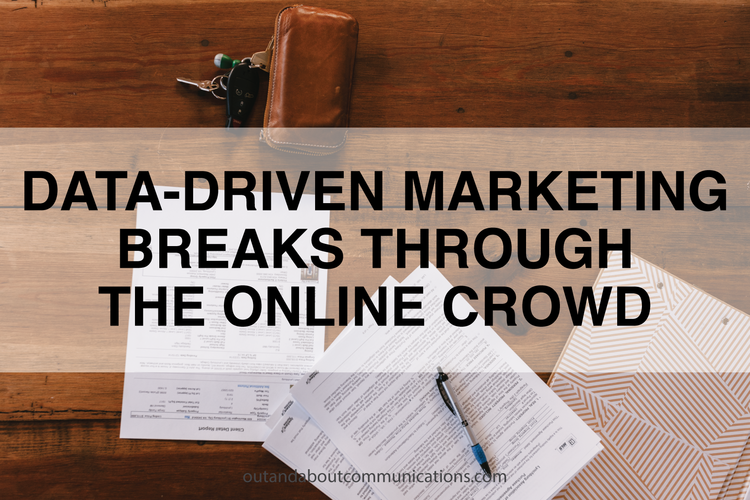 Data-Driven Marketing Breaks through the Online Crowd