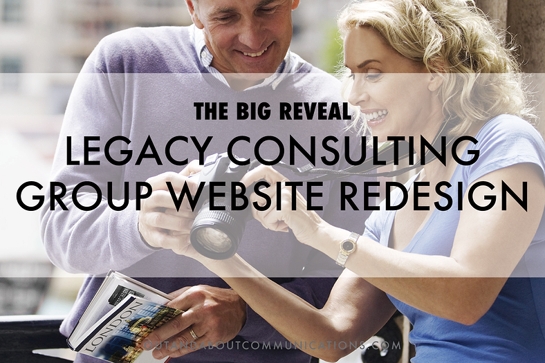 Legacy Website Redesign: The Big Reveal