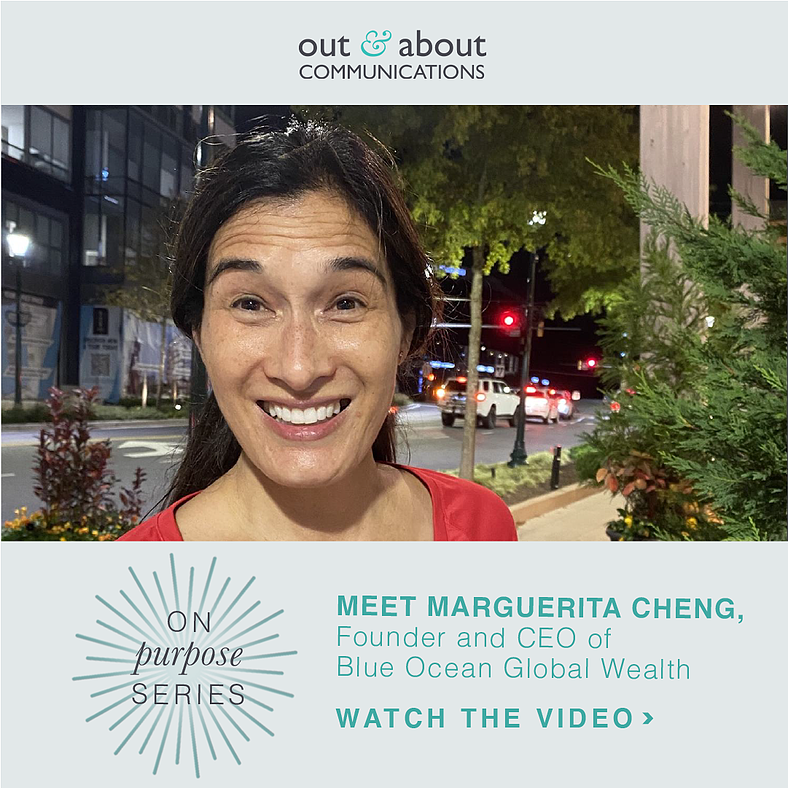 Spotlight: Meet Marguerita Cheng, Founder and Chief Executive Officer of Blue Ocean Global Wealth