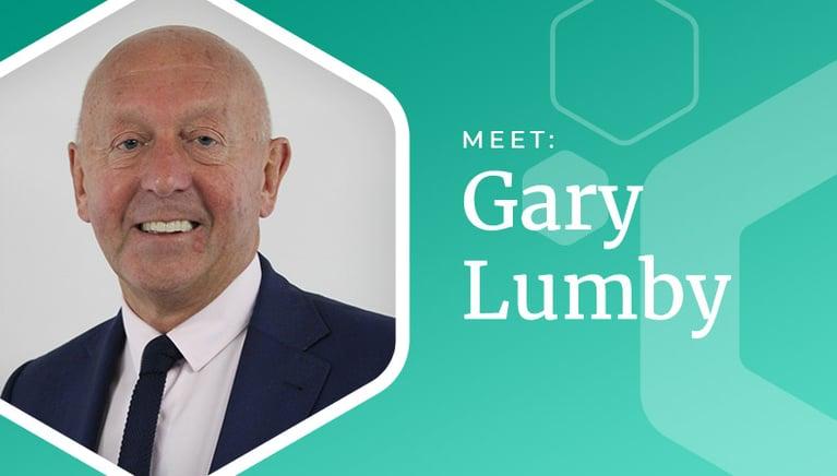 Meet the Board - Gary Lumby
