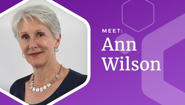Meet the Board - Ann Wilson