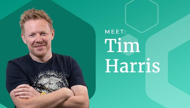 Meet the Team - Tim Harris