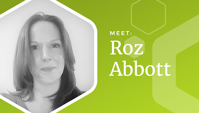 Meet the Team - Roz