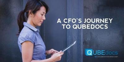 A CFO's Journey to QUBEdocs
