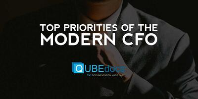 Top Priorities of the Modern CFO