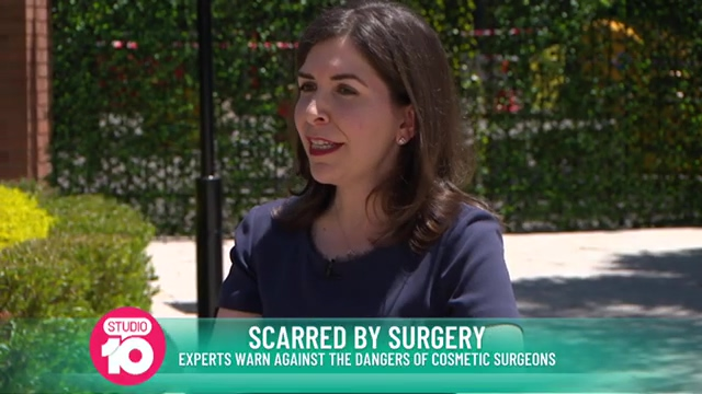 Vice President of The Australian Society of Aesthetic Plastic Surgeons urges the public to Know The Difference!