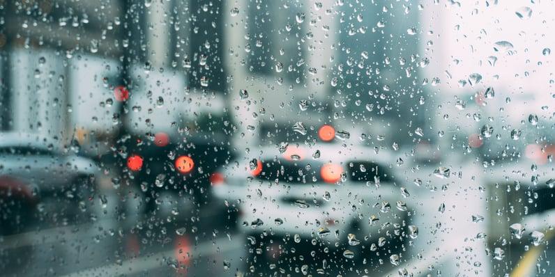 Rain helped record laundromat profits