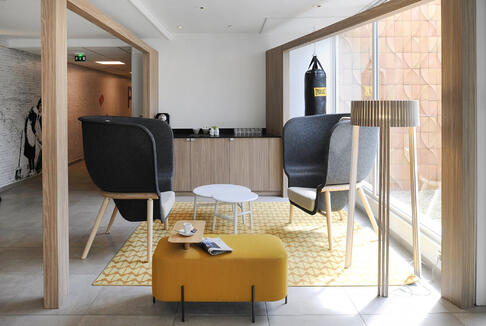 Our Favourite Projects With Pod Privacy Chair