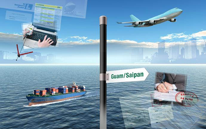 Shipping to Guam | Lynden International