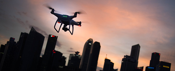 Why Using Drones is a Game Changer
