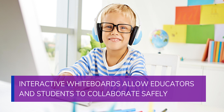 Interactive Whiteboards Enhance Educational Collaboration