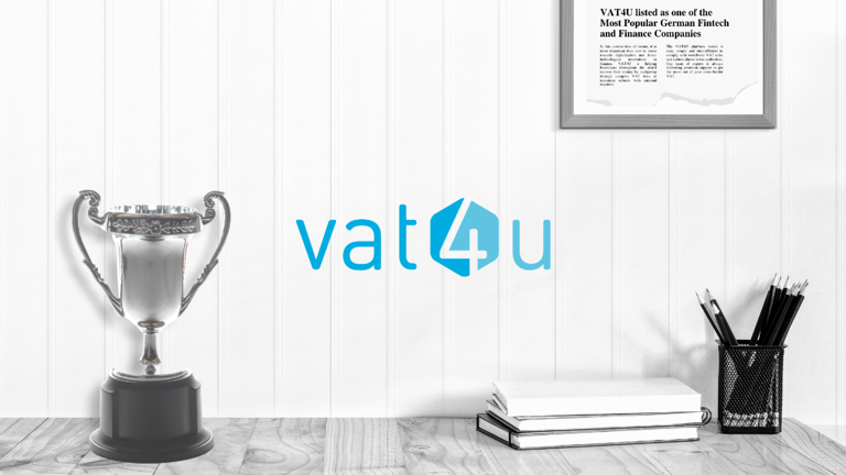 VAT4U among the 101 Most Popular German Fintech and Finance Companies