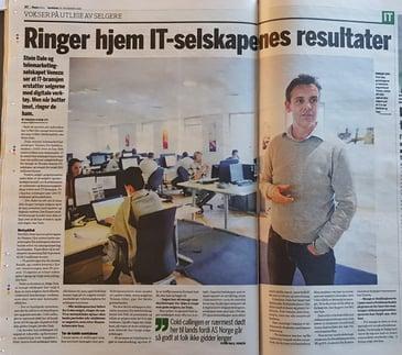 Stein Dale, Norges beste møtebooker forteller om hvordan en skal jobbe med salg og møtebooking