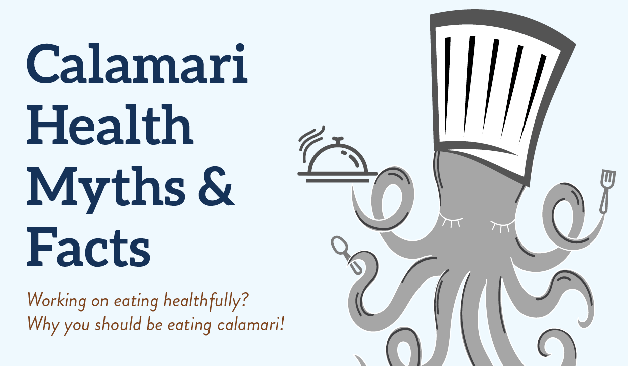 Calamari + Nutrition (+ eBook!)
