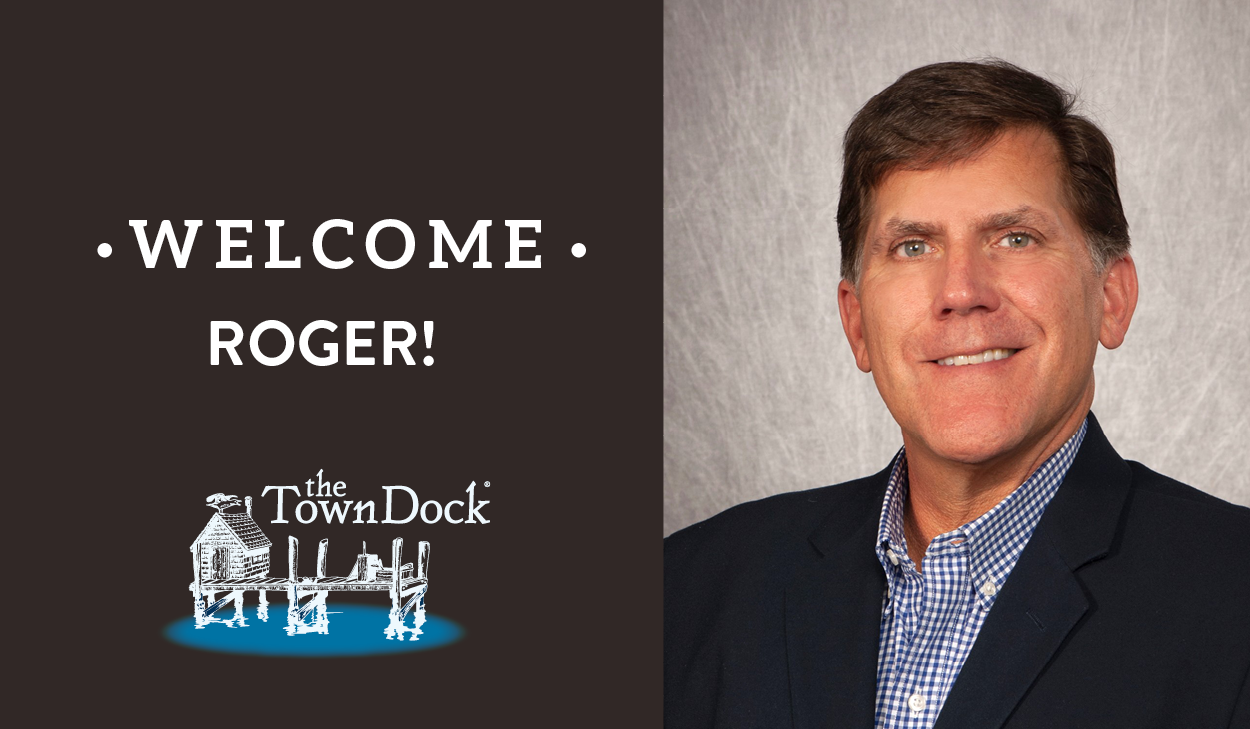 The Town Dock Welcomes Roger Brewster