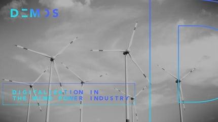 風力発電のデジタルトランスフォーメーション|Cogniteデモ