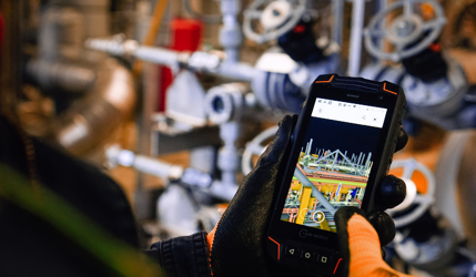 Downstream Digitalization: Boost field workers' health, safety, and productivity