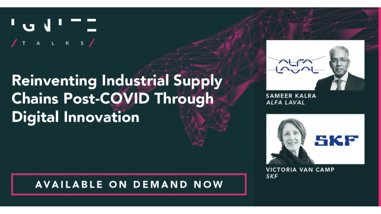 Reinventing Industrial Supply Chains Post-COVID Through Digital Innovation