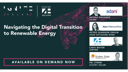 Navigating the Digital Transition to Renewable Energy