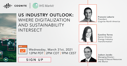 US Industry Outlook: Where Digitalization and Sustainability Intersect