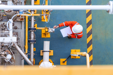 Put data to use and reduce the time to value in oil & gas