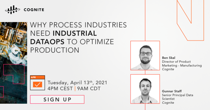 Why Process Industries Need Industrial DataOps To Optimize Production